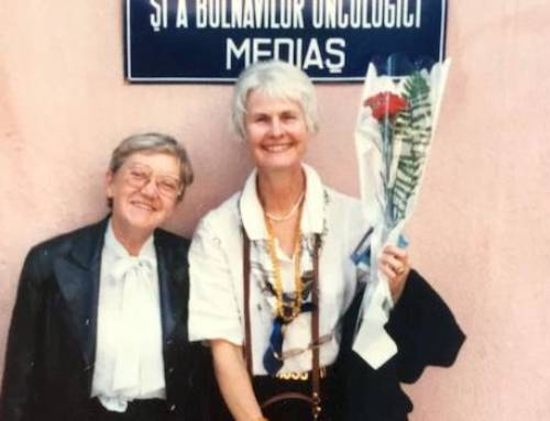 Obituary for Maja Caspari: head of ISHR-Romania