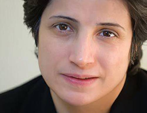 Sakharov Prize winner Nasrin Sotoudeh on hunger strike