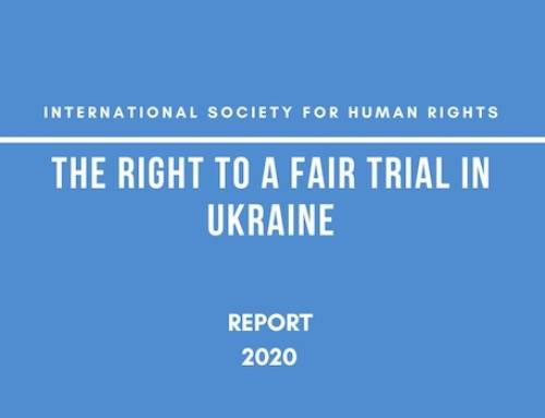 The Right to a Fair Trial in Ukraine