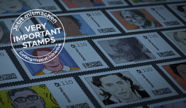 Very Important Stamps